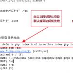 image00111 150x150 无忧主机虚拟主机环境下用户如何自定义网站默认页