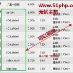 10 150x150 网站根目录管理  网站程序上传目录