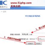 image00119 150x150 无忧主机空间后台如何绑定中文域名