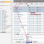 image00114 150x150 PHPMYADMIN使用技巧:如何快速批量删除Mysql数据库中的数据表