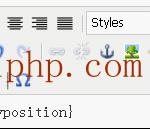 image0053 150x129 如何在Joomla文章中插入模块的方法