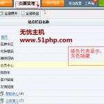 1 150x150 浅谈如何修改shopex网店导航栏(增加和删除)