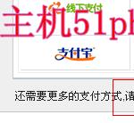 image0031 150x138 Shopex建站基础:如何添加网站支付方式