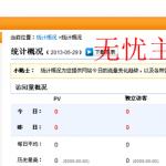 image0051 150x150 Shopex建站基础:怎么开启shoepx自带的网站统计功能