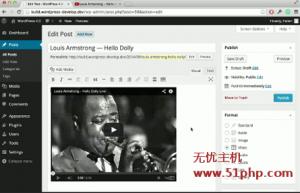 wordpress 9 12 2 300x193 WordPress 4.0新版本发布!新版本特性介绍