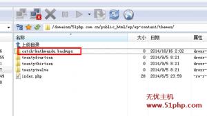 wp 10 17 2 300x169 当前主题导致Wordpress后台白屏的处理流程