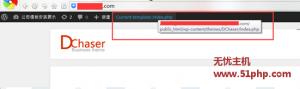 dede 11 20 2 300x89 新手建站找不到主题目录?Wordpress主题显示插件:Display Template Name