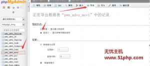 phpmyadmin 12 10 1 300x133 zencart导出用户信息excel表格