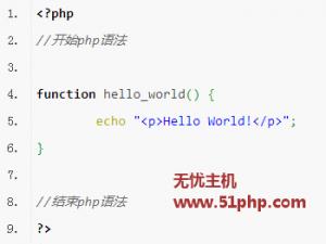 wp 6 9 2 300x225 WordPress主题的functions.php文件编辑出错?无忧主机小编帮您分析注意事项