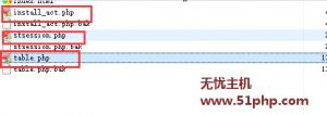 cmseasy 2015 10 29 2 300x106 Cmseasy安装的时候顶部有警告报错