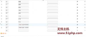 dz 2015 11 7 2 300x129 discuz论坛添加主题分类出现莫名限制