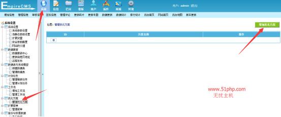 19 帝国cms优化方案功能介绍