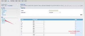 11 300x128 phpbb后台功能介绍  管理扩展名