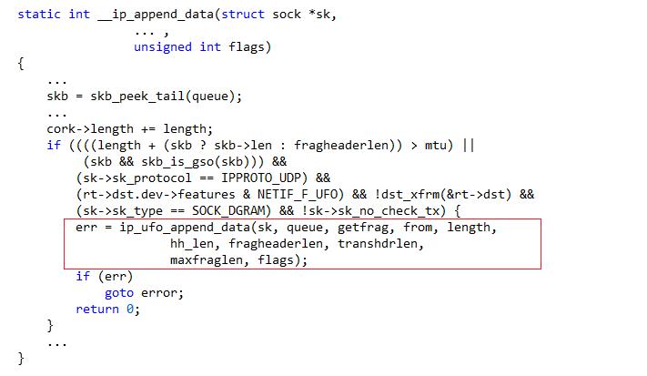 311 Linux内核漏洞可能导致特权升级