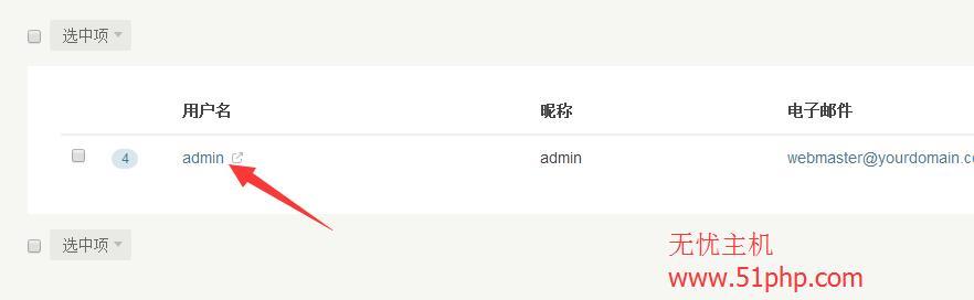 218 Typecho博客系统后台功能之用户介绍