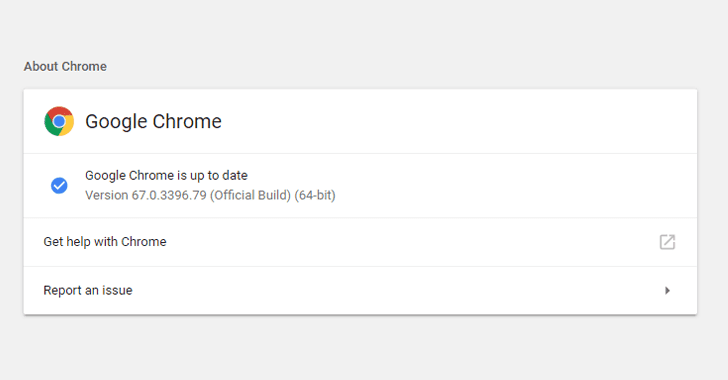 google chrome update Chrome 曝出最新高危漏洞,需尽快更新修复